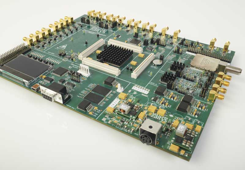 ZMP001 Evaluation Board