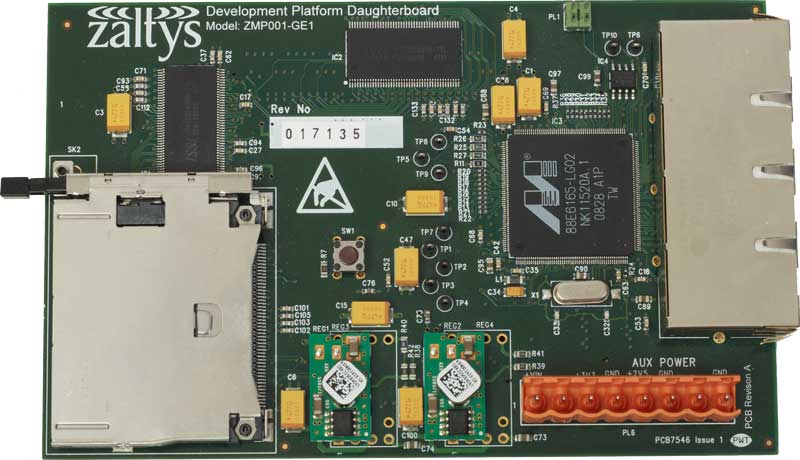 ZMP001 Daughterboard 2